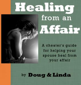 healing from an affair cover